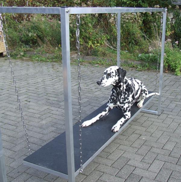 Trainingsgeräte Rettungshunde